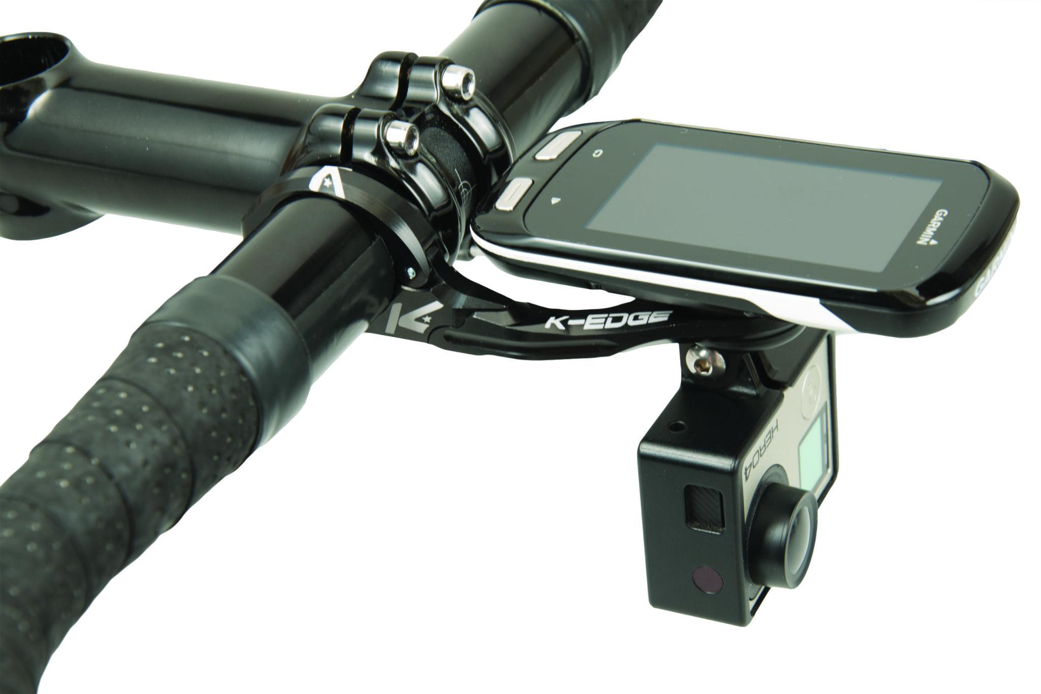CNC Bike Bicycle Handlebar Mount for Garmin Edge Cycle Computer Gopro Holder