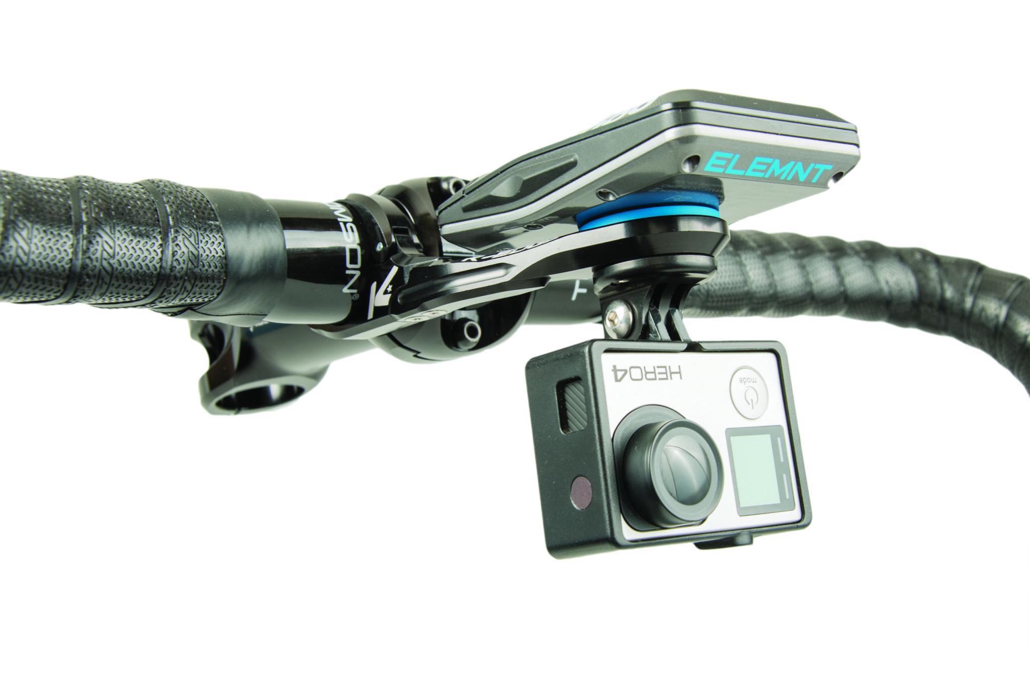 K-Edge Wahoo ELEMNT Go Pro Combo Handlebar Mount 31.8mm