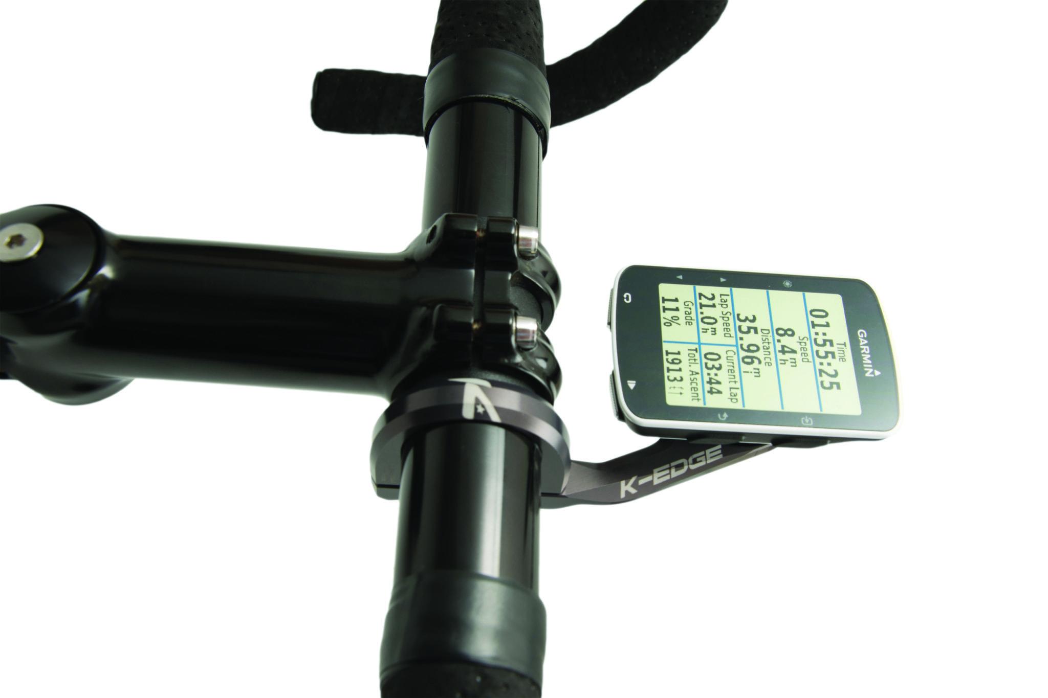 K-EDGE Sport Garmin Mount Black 31.8mm