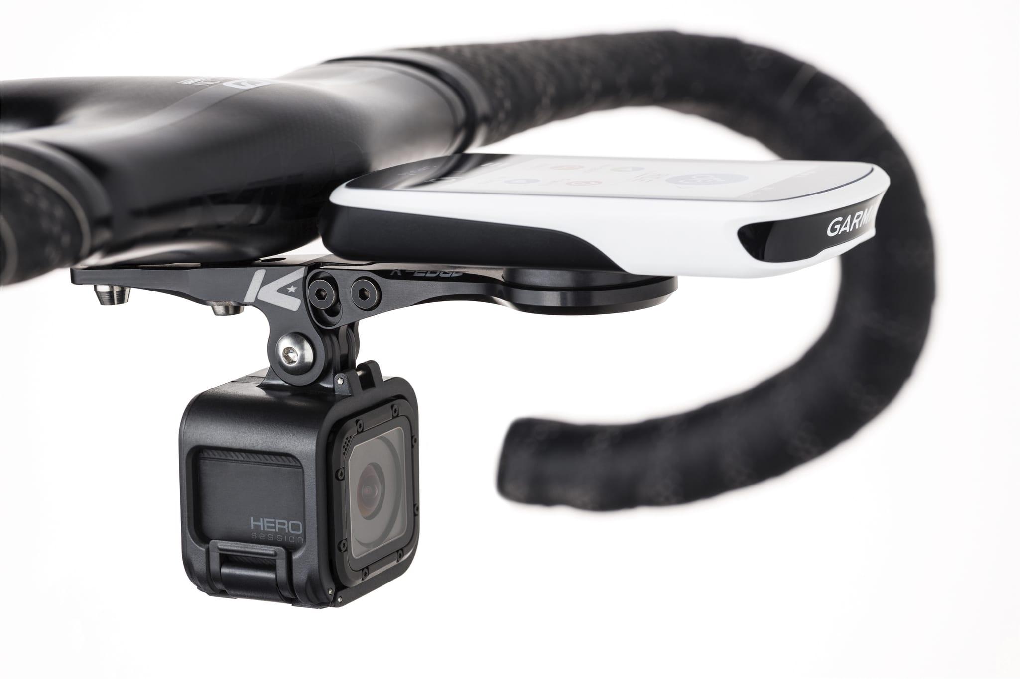 Pro Camera Bracket Integrated Mount Black